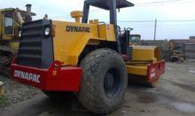 2010 DYNAPAC CA251D road roller