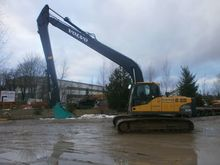 2010 VOLVO EC210CL, excavator t