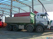 1997 MERCEDES-BENZ 3238 dump tr