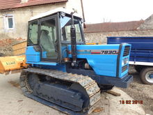 LANDINI 7830 crawler tractor