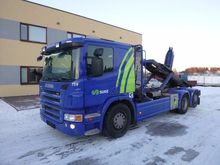 Used 2011 SCANIA R40