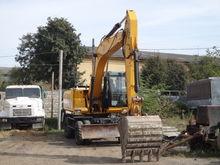 2008 JCB JS 160 wheel excavator