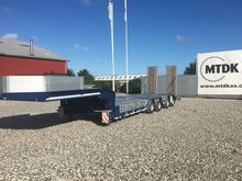 2014 ATM MT400 low bed semi-tra