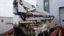 1979 SCHWING 31m concrete pump