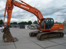 Used 2010 DOOSAN DX2