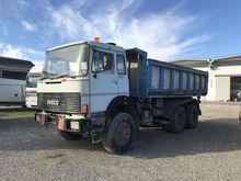 Used IVECO 330.35 du