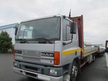 1993 DAF 75ATI flatbed truck