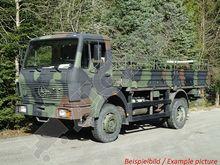1988 MERCEDES-BENZ 1017 A Milit