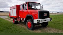 1990 IVECO 120-16 AW fire truck
