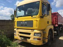 2004 MAN TGA18-350 tractor unit