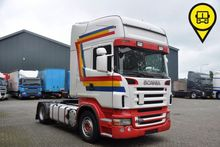 Used 2009 SCANIA R42