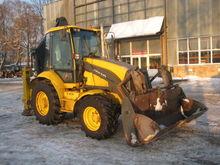 2006 VOLVO BL71 backhoe loader