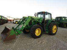 2005 JOHN DEERE 7420 wheel trac