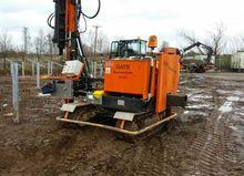 2012 GAYK HRE 3000 pile driver