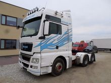 2013 MAN TGX28.540 6X2 tractor