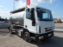 2008 IVECO 120EL22 milk tanker