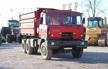 1993 TATRA 815 dump truck