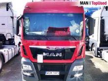 Used 2014 MAN TGA 18