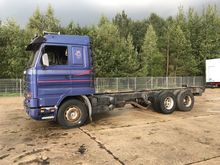 1993 SCANIA 143 chassis truck