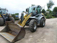 2005 KRAMER 880 wheel loader
