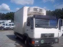 2000 MAN 8.163 refrigerated tru