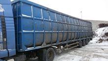 2004 KRONE grain truck semi-tra