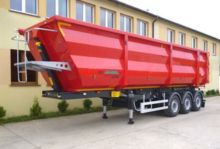 2016 JANMIL tipper semi-trailer