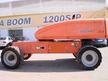 Used JLG 1200SJ tele