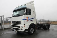 2007 VOLVO FH-480 chassis truck