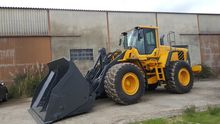2010 VOLVO L150F LB wheel loade