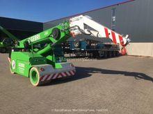 2017 JMG MC160 mobile crane