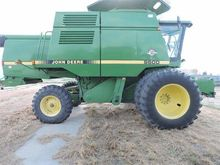 1996 JOHN DEERE 9600 combine-ha