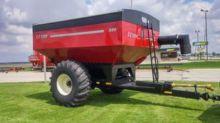 2017 550 grain truck semi-trail