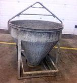 CUBILOTE 300 LTS concrete mixer