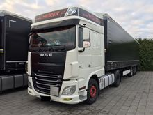 2014 DAF XF FT 106 .460 tractor