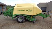 KRONE Big Pack 127 VFS square b