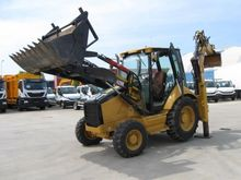 2007 CATERPILLAR 428E backhoe l