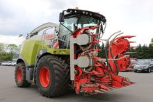 2014 CLAAS FORAGE HARVESTER JAG