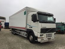1995 VOLVO Fh12 isothermal truc