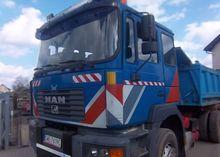 1999 MAN F2000 26.464 chassis t