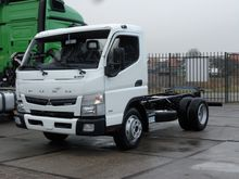 2016 Damaged FUSO Canter7C15 ch