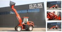 2017 SZM T3000 wheel loader