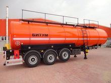 2017 NURSAN 30 m3 bitumen tank