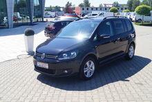 2013 VOLKSWAGEN Touran minivan