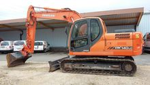 2008 DAEWOO DX140LC tracked exc