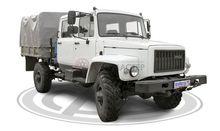 GAZ Eger II GAZ 33081 c KMU IM