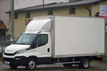 2014 Closed box van