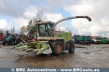 2003 CLAAS Jaguar 850 forage ha