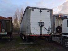 2008 FRUEHAUF tilt semi-trailer