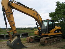 2008 CATERPILLAR 323DL tracked